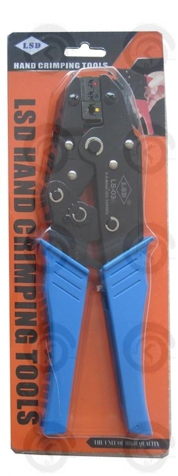 Инструмент для опресcовки обжима кабелей LS-03A