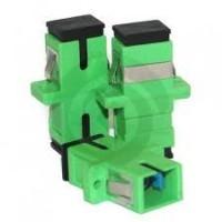 Адаптер оптический розетка SC/APC - SC/APC SM