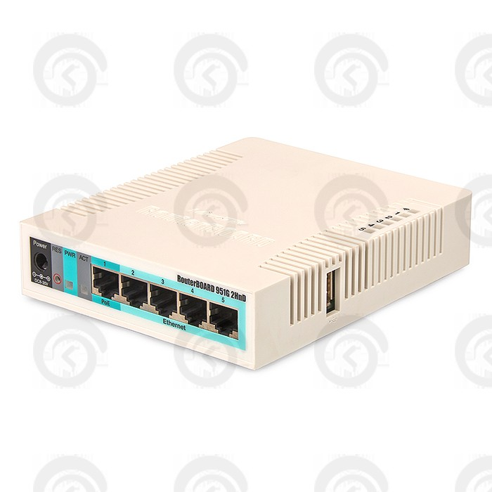 Mikrotik RB951G-2HnD Беспроводной маршрутизатор