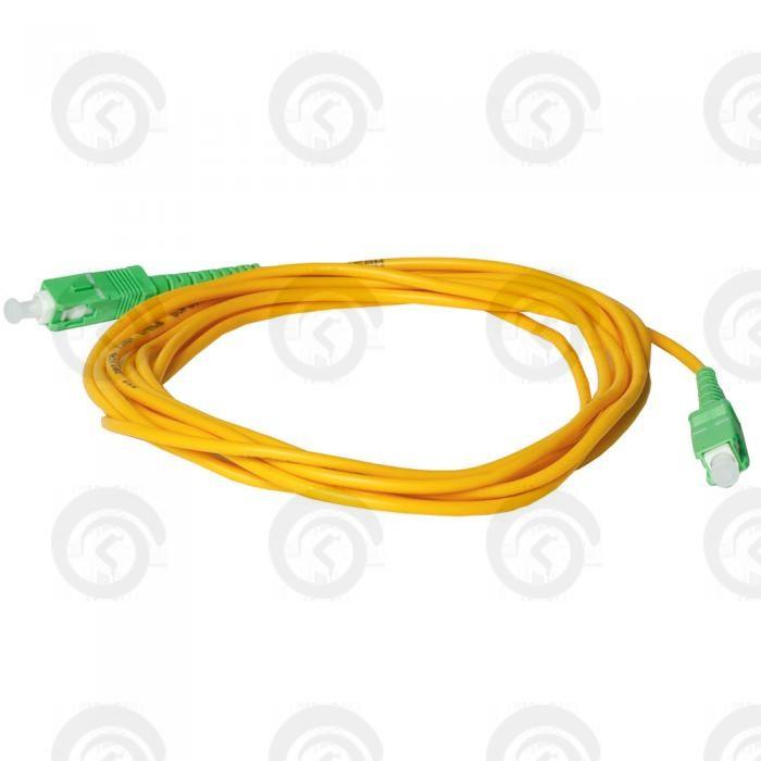 SC/APC-SC/APС Патчкорд прямой (3 м)