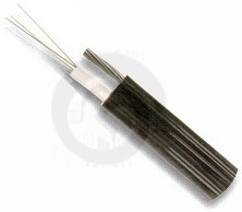 Подвесной на тросу (5.5 кН); 4 волокна ОКСНЦт