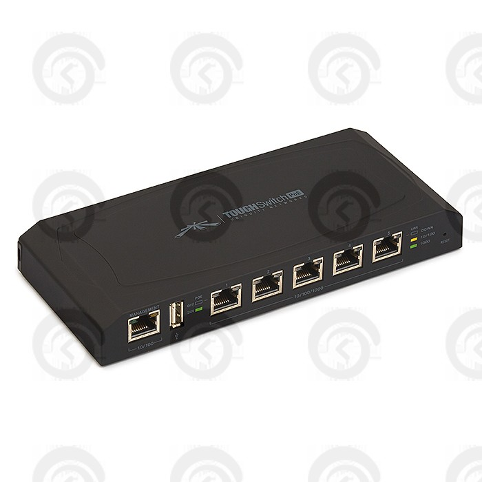 Ubiquiti TOUGHSwitch PoE Коммутатор