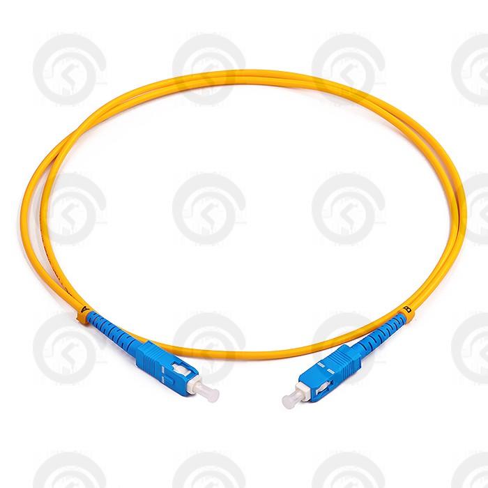 SC/UPC-SC/UPС Патчкорд прямой (1 м)