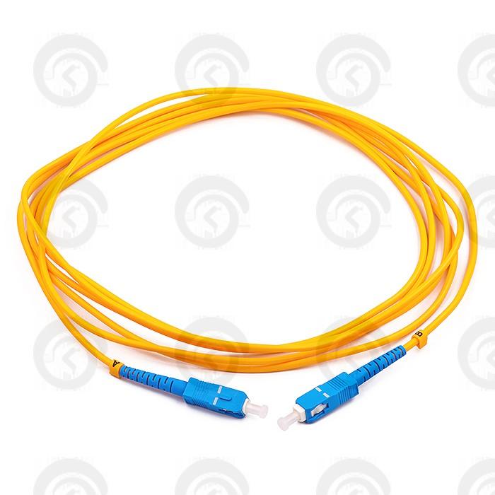 SC/UPC-SC/UPC Патчкорд прямой (3м)
