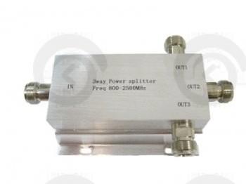 Делитель мощности сигнала GSM JX 800-2500 1/3