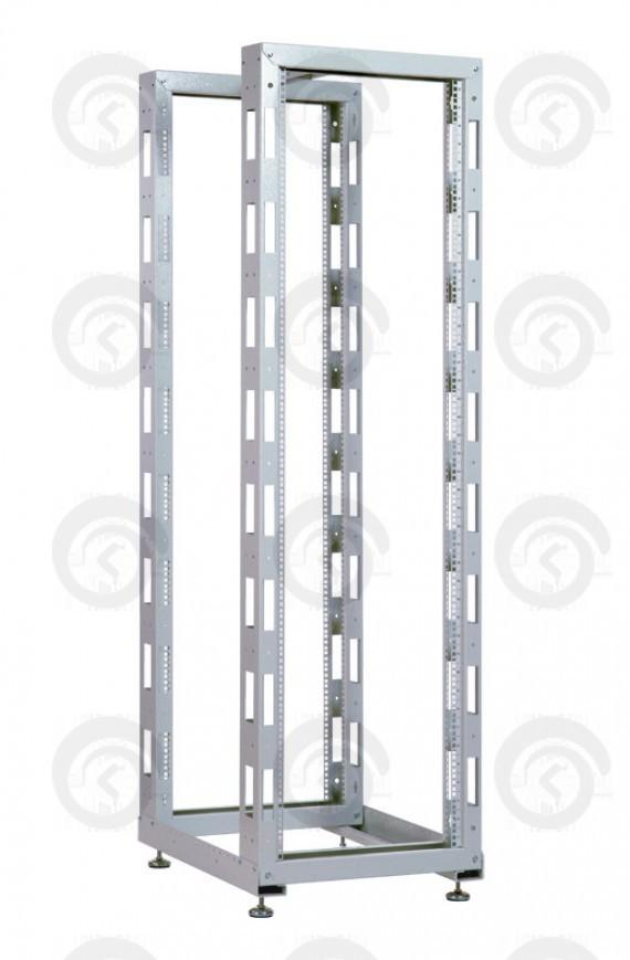 Стойка телекоммуникационная двухрамная 2.42U серия E1200