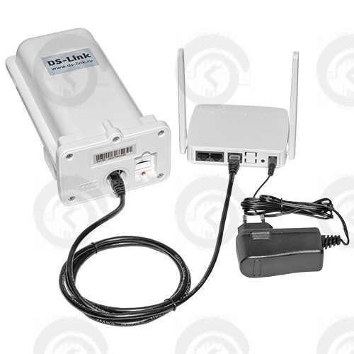 Комплект усиления DS-Link DS-4G-5kit