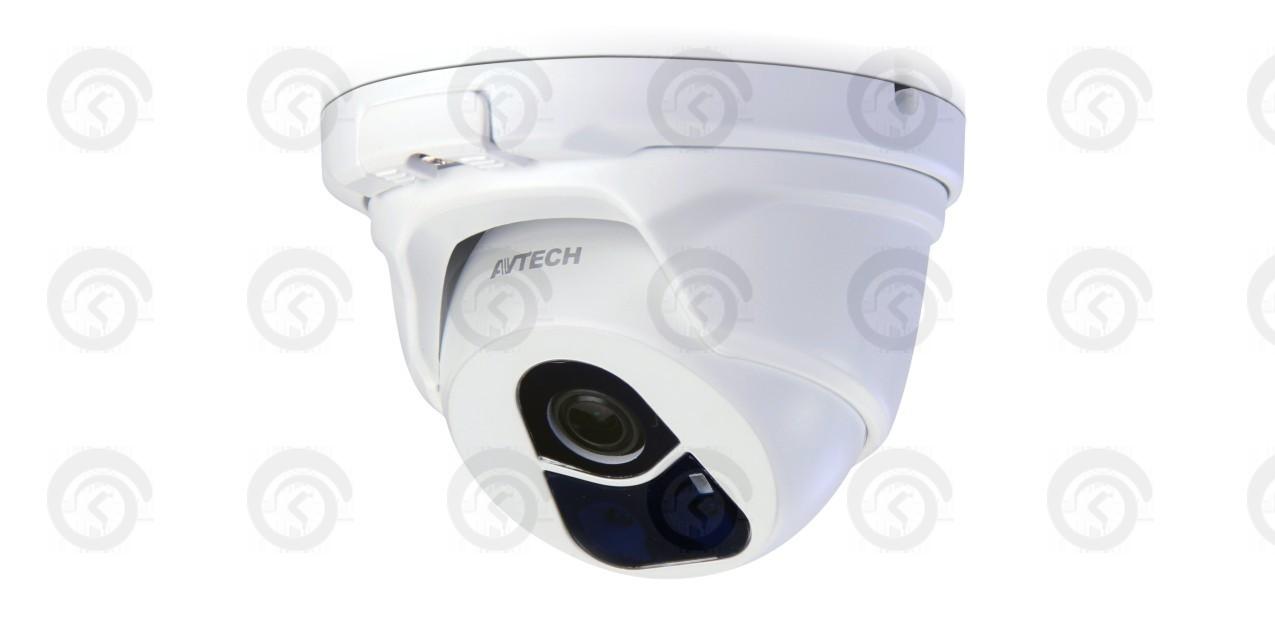Купольная цветная видеокамера 2 Мп (HD) AVTech DGC-1124