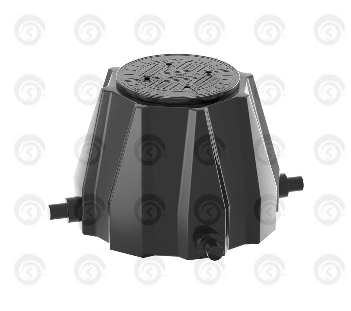 Кабельный колодец связи КС-3