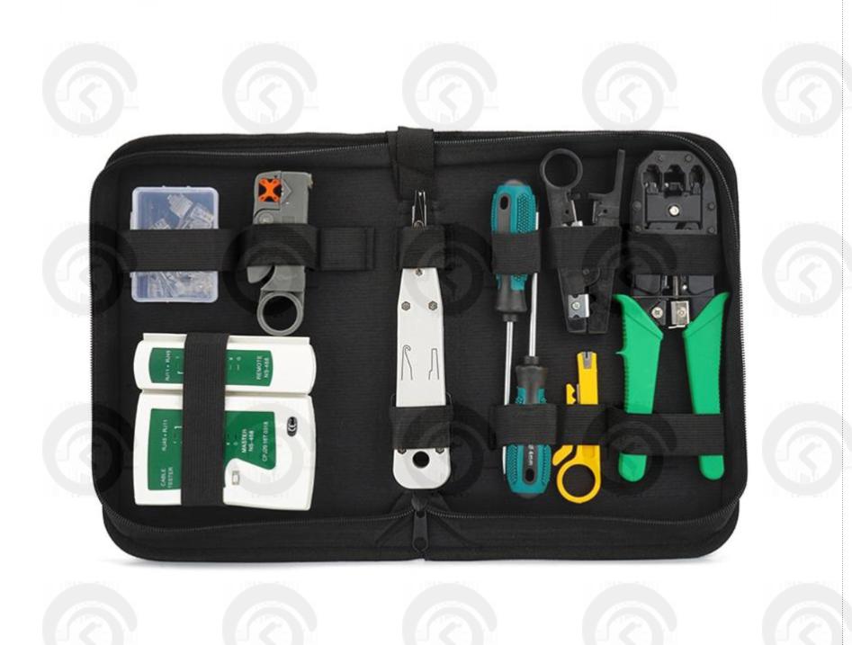 LAN набор инструментов для работы с витой парой К9