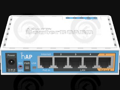 Mikrotik RB952Ui-5ac2nD hAP AC Lite беспроводной маршрутизатор