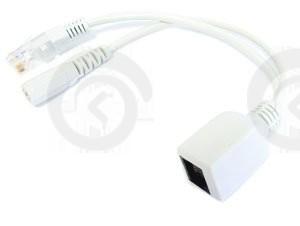 Ubiquiti PoE Set адаптер пассивный соединитель Mikrotik