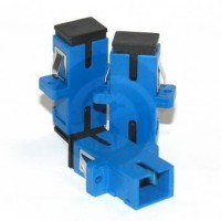 Адаптер оптический розетка SC/UPC - SC/UPC SM