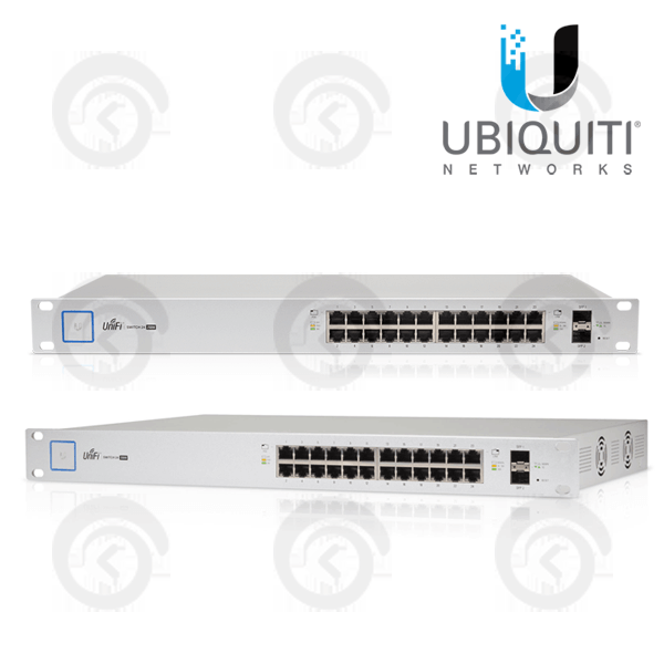 Коммутатор Ubiquiti UniFi US-24-500W