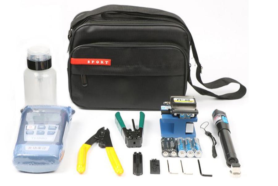 Набор инструментов для монтажа оптического кабеля К-12
