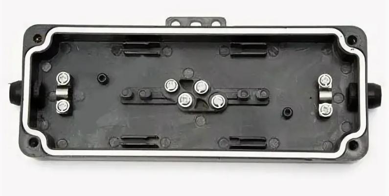 Муфта HTSC F-02(4 волокна)