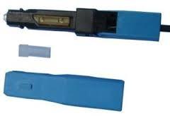 Коннектор оптический (оконечиватель) SC/UPC