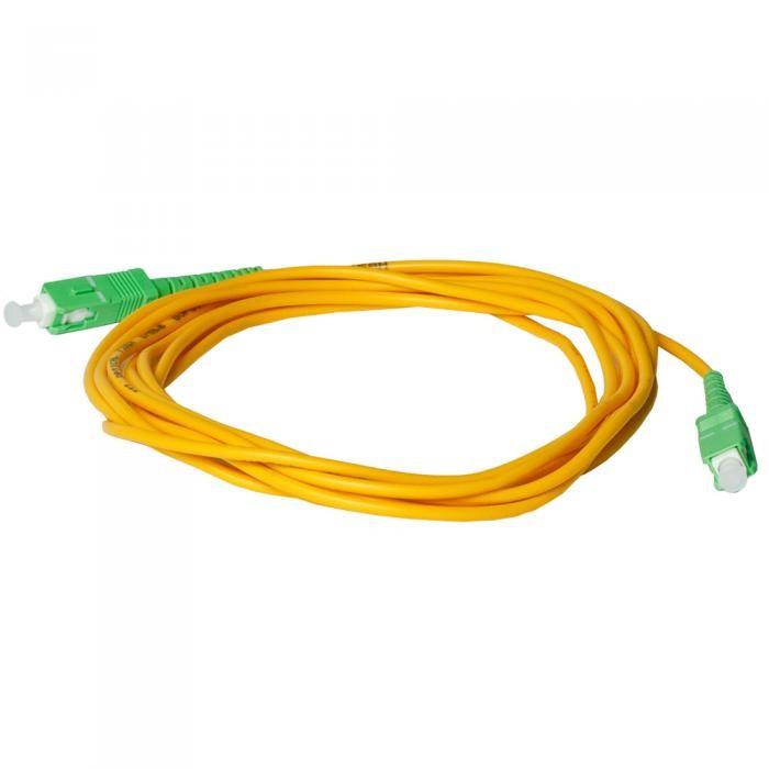 SC/APC-SC/APС Патчкорд прямой (3 м) (0.9мм)