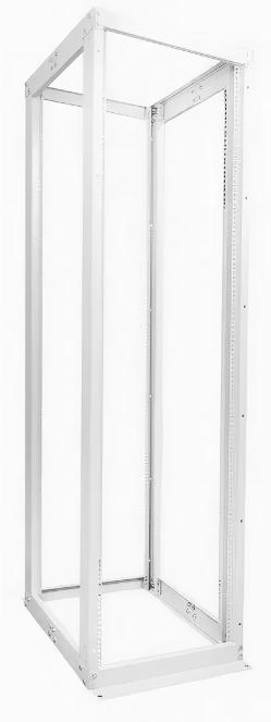 Телекоммуникационная стойка двухрамная 42U