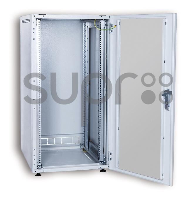 Шкаф напольный телекоммуникационный SUPRLAN ТН-24U-0608-СР-М