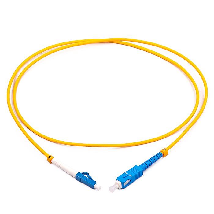 LC/UPC-SC/UPС Патчкорд переходной (1 м)