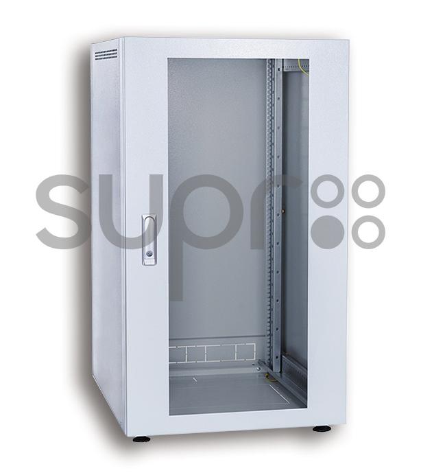 Шкаф напольный телекоммуникационный SUPRLAN ТН-24U-0606-СР-М