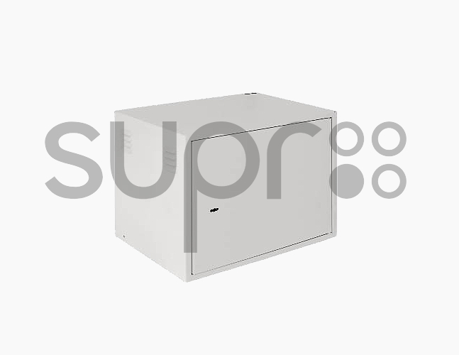 Шкаф настенный антивандальный распашной SUPRLAN АР-7U-600-450-Р (М)