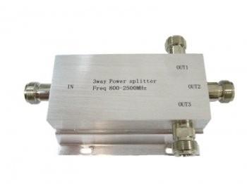 Делитель мощности сигнала GSM JX 800-2500 1/4