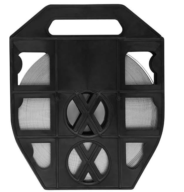 Лента крепежная C201 20*50 (пластик) лайт (толщина 0.5)