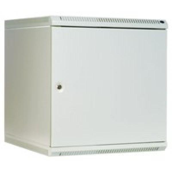"""Шкаф настенный 19"""", 9U Ш600хГ350 метал."""