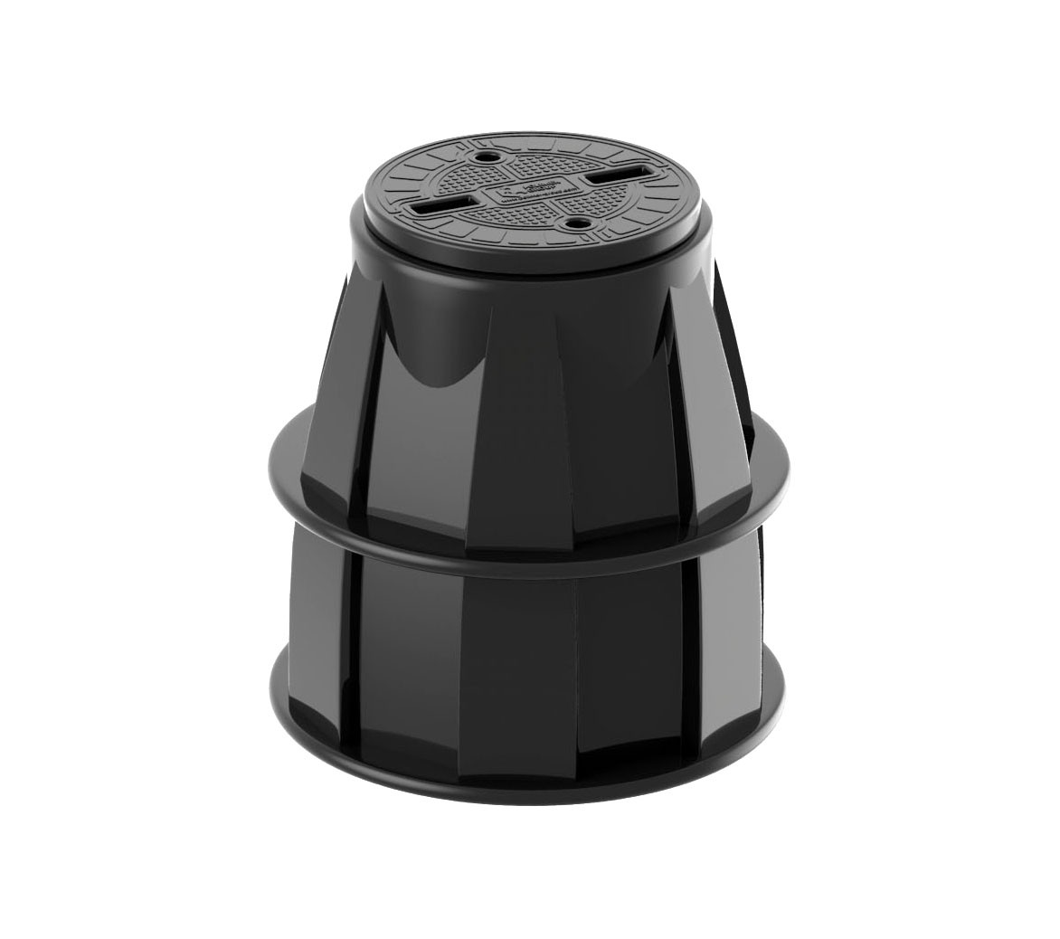 Кабельный колодец связи КС-2