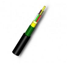 Кабель ОКБ-8(2)-7кН для канальной укладки бронированный стальной лентой (8 волокон)
