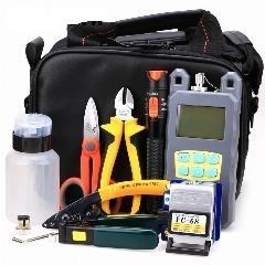 Набор инструментов для работы с оптоволоконным кабелем СКС-20