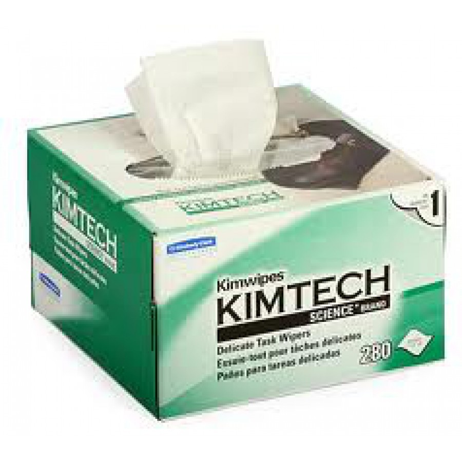 Салфетки безворсовые для оптики Kimtech