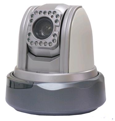 Купольная моторизированная видеокамера KDM-6808AL Wi-Fi IP 2-5 Мп  х10 zoom