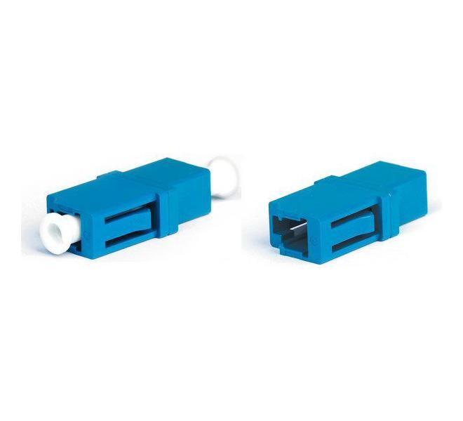 Адаптер оптический розетка LC/UPC - LC/UPC SM