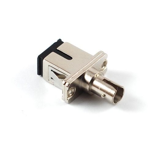 Адаптер оптический розетка переход SС - ST SM