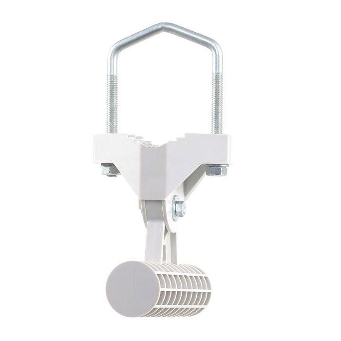 Кронштейн UBI-BR - универсальное и надежное решение для монтажа устройств Ubiquity к стене или мачте.
