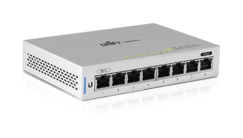 Коммутатор Ubiquiti UniFi Switch 8 портов