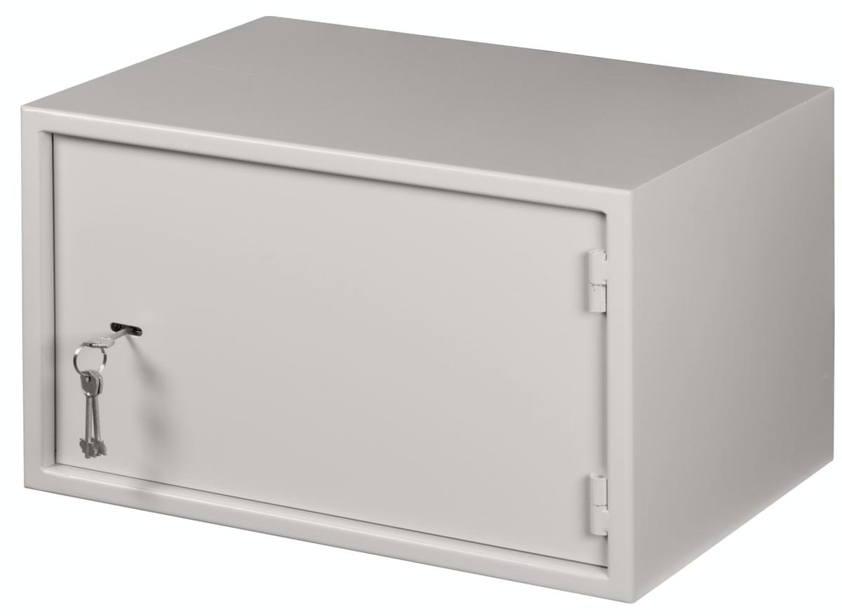 """Шкаф настенный антивандальный 19"""" 7U  Дверь на петлях  520x320x400 мм"""