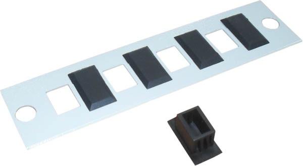 Заглушка отверстий кросса SC, LC duplex